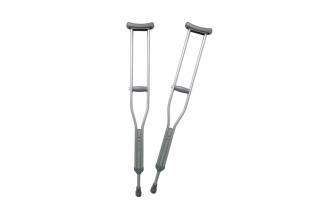 Muleta Convencional En Aluminio - Talla M Con 1 Unidad
