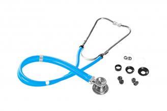 Fonendoscopio Colors Rappaport I GMD Color Azul Cielo Empaque Con 1 Unidad