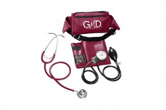 Kit de Tensiómetro y Fonendoscopio GMD Doble Campana - Vino