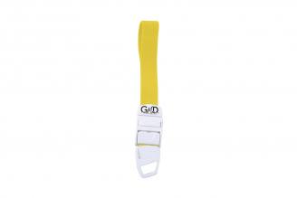 Torniquete GMD En Latex Empaque Con 1 Unidad - Amarillo