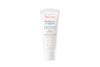 Eau Thermale Avène Hydrance Optimale Ligera SPF 20 Caja Con Frasco De 40 mL