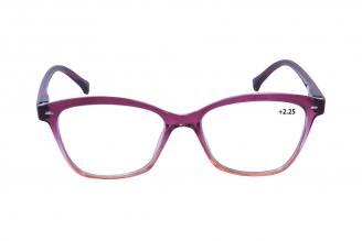 Gafas De Lectura Pregraduadas Zoom To Go Colors +2.25 Color Rojo Empaque Con 1 Unidad