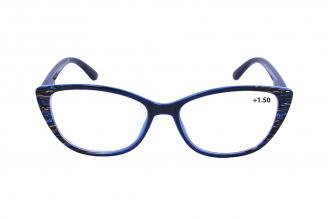 Gafas De Lectura Pregraduadas Zoom To Go Colors +1.50 Color Azul Empaque Con 1 Unidad