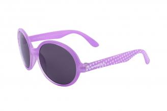 Gafas De Sol Infantiles Suntwister Fashion F1 Policarbonato Color Lila Empaque Con 1 Unidad