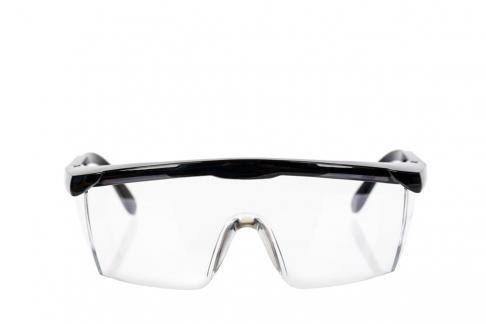 Gafas De Protección Euro Care Con Lente Antiempañante UV400 Empaque Con 1 Unidad