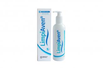 Limpiaven Syndet Liquido Frasco Con Válvula Dosificadora Con 240 mL