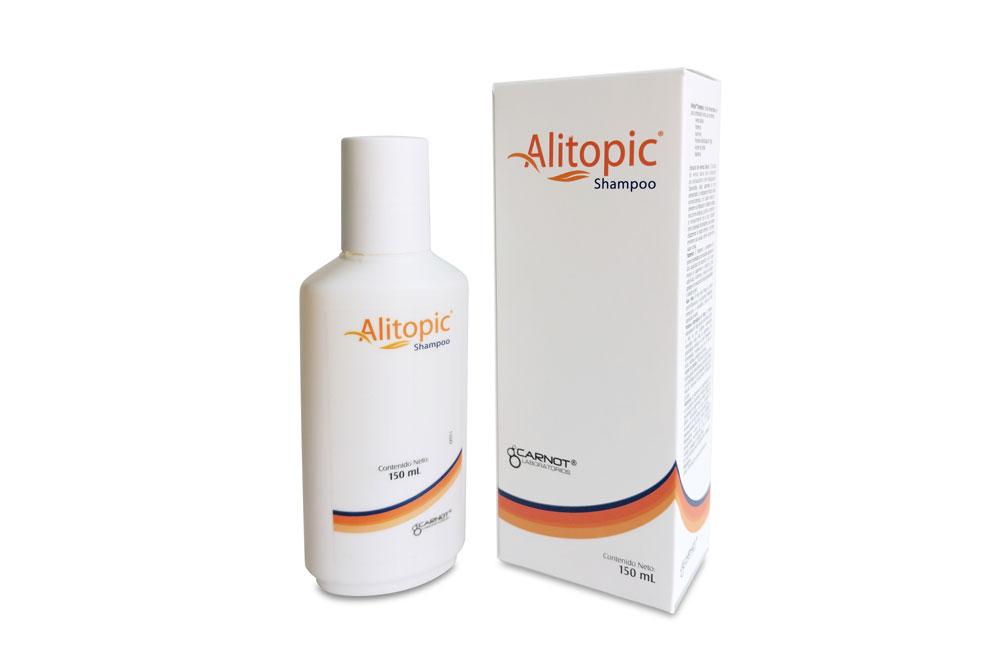 Alitopic Shampoo Frasco Con 150 mL