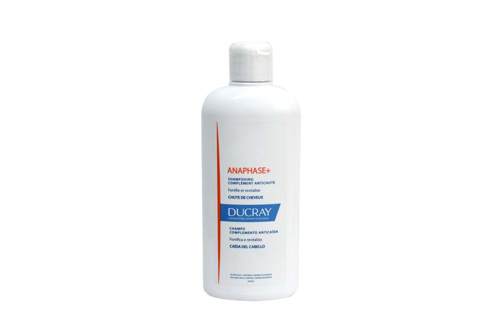 Shampoo Ducray Anaphase - Anti-Hair Loss Complement Frasco Con  400 mL