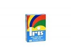 Iris Tinte Para Telas Caja Con Bolsa Con 9 g – Tono Número 18 Azul Celeste