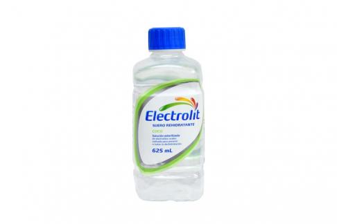 Electrolit Suero Rehidratante Frasco Con 625 mL - Sabor Coco
