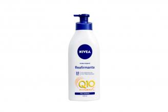 Crema Corporal Nivea Q10 Reafirmante Con Vitamina C Frasco Con 625 mL
