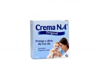 Crema N° 4 Original Caja Con Frasco Con 20 g