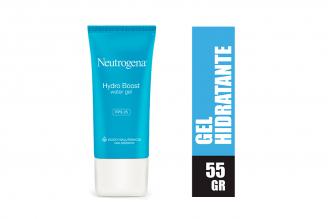 Gel Hidratante Facial Neutrogena Hydro Boost Fps 25 Caja Con Tubo Con 55 g