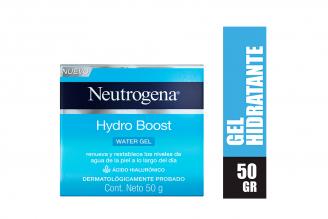Neutrogena Hydro Boost Water Gel Hidratante Caja Con Tarro Con 50 g