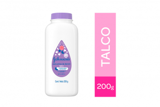 Talco Johnson's Baby Para Antes de Dormir Frasco Con 200 g