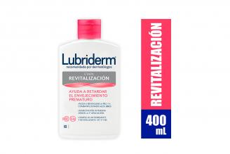 Lubriderm Revitalización Frasco Con 400 mL