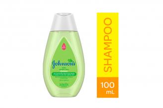 Shampoo Jhonson´s Baby Cabello Claro Frasco Con 100 mL