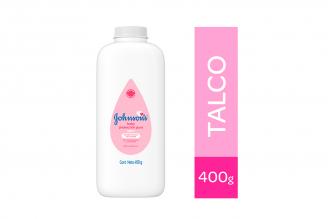 Talco Johnson's Baby Protección Pura Frasco Con 400 g