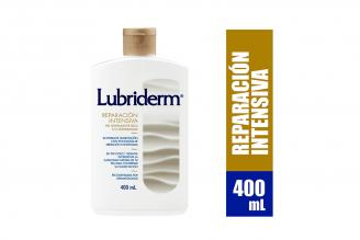 Lubriderm Reparación Intensiva Frasco Con 400 mL