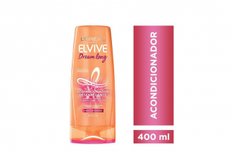 Acondicionador L'Oreal Paris Elvive Dream Long Frasco Con 400 mL