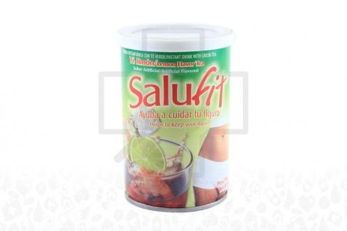 Salufit Té Sabor A Limón Tarro x150g