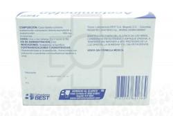 Acetaminofén 500 mg Caja Con 250 Tabletas
