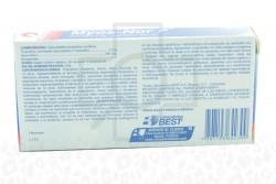 Myos-Nor F 2 / 200 mg Caja X 20 Tabletas