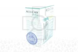 ACCU CHEK ACTIVE KIT - MONITOR DE GLUCEMIA