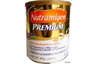 Nutramigen Premium En Polvo Tarro Con 454 g