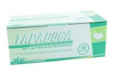 Tapabocas Desechable Hipoalergénico Caja X 50 Unidades