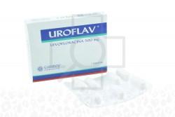 Uroflav 500 mg Caja Con 7 Tabletas Rx2