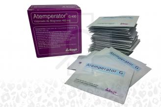 Atemperator G 400 mg Caja Con 30 Sobres Granulados Rx4