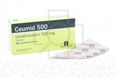 Ceumid 500 mg Caja Con 30 Comprimidos Recubiertos Rx4