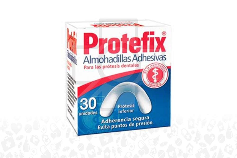 Almohadillas Adhesivas Protefix Caja Con 30 Unidades – Adherencia Segura