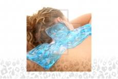 Almohadilla Térmica y Portátil Para Hombros y Cuello Bolsa Con 1 Unidad