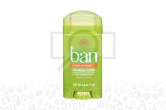 Ban Desodorante Antitranspirante Frasco Con 73 g