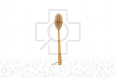 Cepillo Corporal Exfoliante Natural Empaque Con 1 Unidad