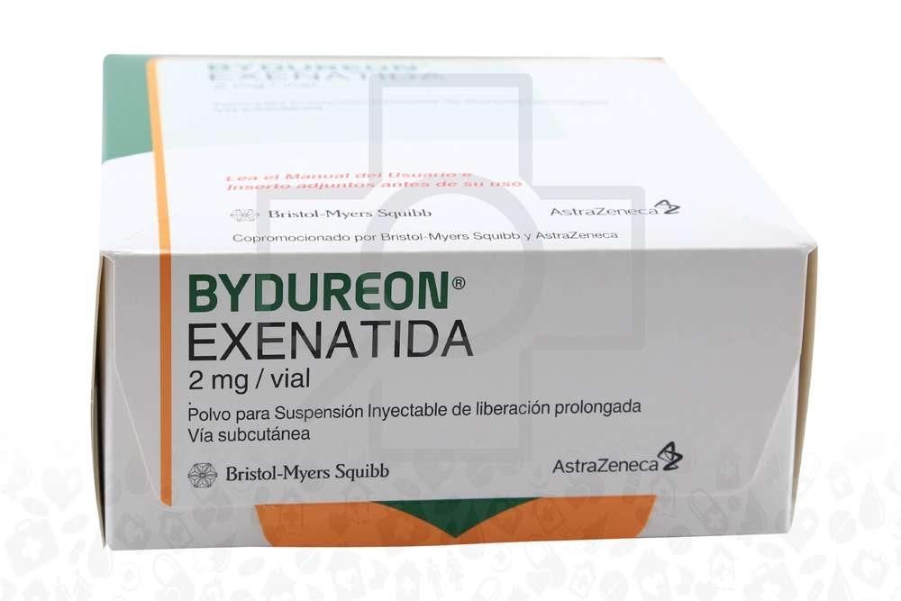 Comprar Bydureon Con 4 Kits Dósis Única. En Farmalisto