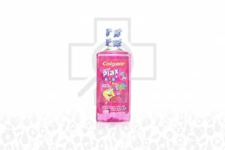 Enjuague Bucal Colgate Plax Kids Frasco Con 250 mL