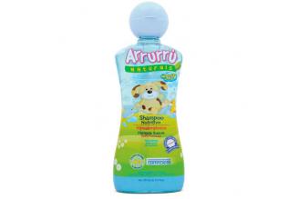 Shampoo Arrurrú Nutritivo Frasco Con 220 mL
