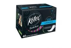 Protector Kotex Evolution Caja Con 40 Unidades