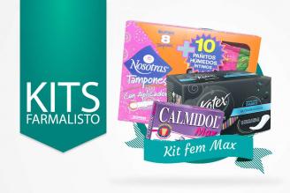 KIT FEM MAX X 3 PRODUCTOS – ALIVIO Y COMODIDAD