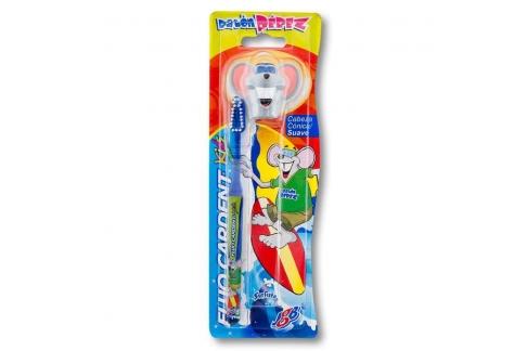 Fluocardent Cepillo Dentar Kids Raton Perez Empaque Con 1 Unidad