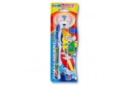 Cepillo Dental Fluocardent Kids Ratón Perez Empaque Con 1 Unidad