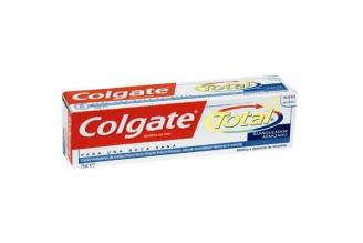 Colgate Crema Dental Total Caja Con Tubo Con 75 mL