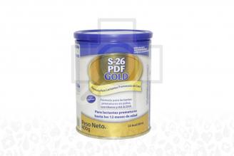 S-26 PDF Gold Hasta Los 12 Meses Tarro Con 400 g