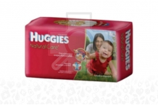 Etapa 2 M Pañal Huggies Natural Care Paca Con 50 Unidades