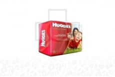 PAÑAL HUGGIES NATURAL CARE ETAPA 3/G - PACA X 30 UNIDADES