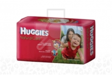Etapa 2/M Pañal Huggies Natural Care Paca Con 36 Unidades