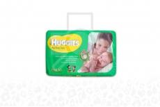 Huggies Active Sec Etapa 2 Paca Con 50 Pañales